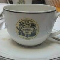 Foto scattata a Mariage Frères da Alice il 9/1/2012