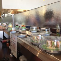 Photo taken at Kula Sushi & Noodle by Charles L. on 4/28/2012