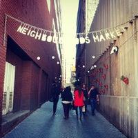 5/19/2012 tarihinde Andy A.ziyaretçi tarafından Neighbourgoods Market'de çekilen fotoğraf