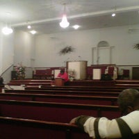 Photo taken at Upper Room Family Worship Center by Shaunta C. on 3/1/2012