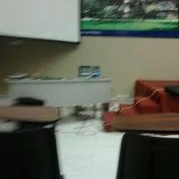 Photo taken at CPA . Centro de Producción Audiovisual de la Facultad de Comunicación - Udep by Mike A. on 3/8/2012