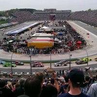 Photo taken at Martinsville Speedway by Bigironskillet on 4/1/2012