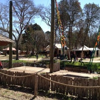 Photo taken at Sherwood Forest Faire by Luke M. on 3/3/2012