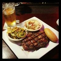 Photo taken at 13 Bones - Ribs - Seafood - Steak by Jason S. on 8/25/2012