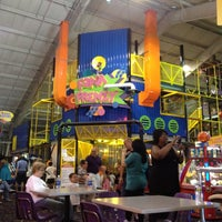 Photo taken at The Funplex by Kenneth F. on 6/16/2012