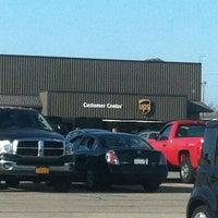 Photo taken at UPS by Josh G. on 3/20/2012