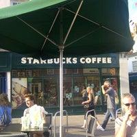Photo taken at Starbucks by Ronan C. on 9/8/2012