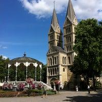 Снимок сделан в Munsterkerk пользователем Harry D. 8/16/2012