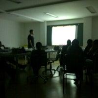 Photo taken at Secretaria UniverCidade by Luis P. on 7/31/2012