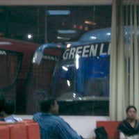 Photo taken at Green Line Bus Terminal by Adil M. on 8/18/2012