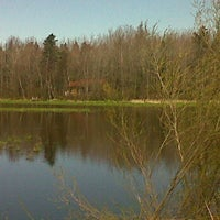 Photo taken at Arsenault's Pond by Chrissy A. on 5/14/2012