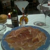 Photo taken at Restaurante La Terraza de Salud by Maria G. on 5/15/2012