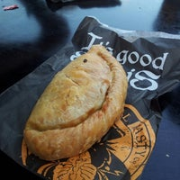 Photo taken at West Cornwall Pasty Co by Mark D. on 7/25/2012
