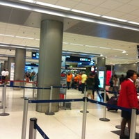 Photo taken at Miami International Airport Security Division by Lilly P. on 7/21/2012