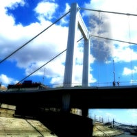 Photo taken at Elisabeth Bridge by Cecilia P. on 8/27/2012