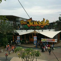 Photo taken at The Jungle by Lia O. on 6/12/2012