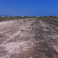 Photo taken at Αεροδρόμιο Λεχαίου by Panos K. on 8/18/2012