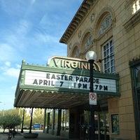 Photo taken at Virginia Theatre by Gordon W. on 3/30/2012