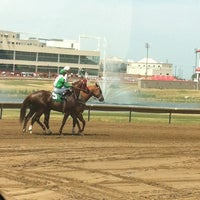 Photo taken at Prairie Meadows by Trevor drizzy on 7/15/2012
