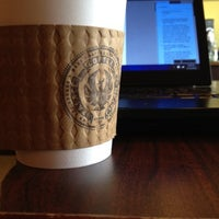 Photo taken at The Palace Coffee Company by Kati on 9/12/2012