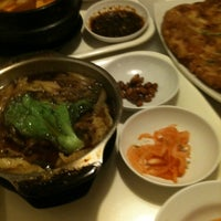 Photo taken at Hi Seoul Korean Fusion Foods by Erin O. on 6/24/2012