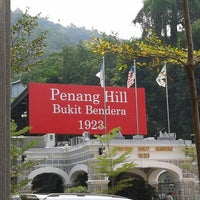 Photo taken at Penang Hill Railway Lower Station by Firk on 7/28/2012