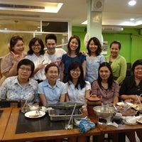 Photo taken at ครัวสาธร by '-Kesarin B. on 6/1/2012