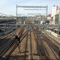 Photo taken at Yamato-Saidaiji Station (A26/B26) by shiro i. on 3/20/2012