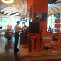 Photo taken at Capital One 360 Café by Sana S. on 5/3/2012
