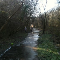 Photo taken at Taff Trail by Martyn C. on 2/11/2012