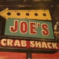Photo taken at Joe's Crab Shack by @ K. on 4/15/2012