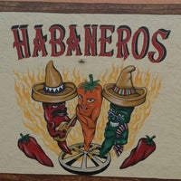 Photo taken at Habanero's Mexican Grill by Victor A. on 4/27/2012