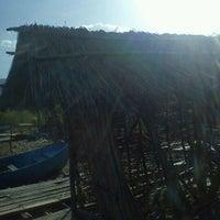 Photo taken at Ribarsko selo by Toni D. on 8/22/2012