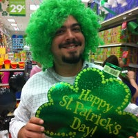 Photo taken at Party City by Katie M. on 3/13/2012