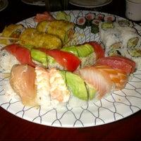Photo taken at Minato Sushi Cafe by Aj P. on 7/21/2012