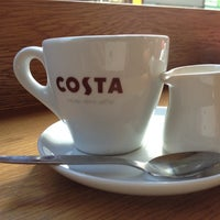 Photo taken at Costa Coffee by Nico on 9/13/2012