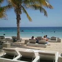 Photo taken at Papagayo Beach Resort by Fernanda V. on 9/9/2012