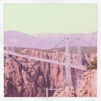 Photo taken at Royal Gorge Bridge & Park by Rusty M. on 8/18/2012