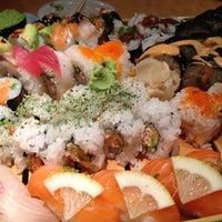 Photo taken at Sushi Zanmai by taylor m. on 5/11/2012