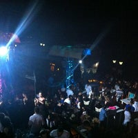 Photo taken at Beyond Club - Summer Venue by Esra H. on 7/21/2012