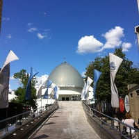 Photo taken at Moscow Planetarium by Olga M. on 6/30/2012