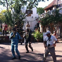 Photo taken at Harambe Village by Sean R. on 6/16/2012