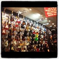 Photo taken at Guitar Center by Rafael R. on 5/7/2012