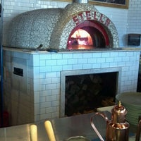 Photo taken at Pizzeria Stella by Chris C. on 2/26/2012