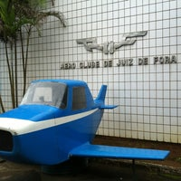Photo taken at Juiz de Fora Airport / Serrinha (JDF) by Leandro C. on 8/13/2012