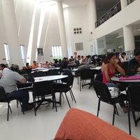 Photo taken at Biblioteca Antonio Enríquez Savignac by Carlos M. on 3/20/2012