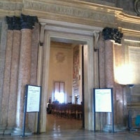 Photo taken at Cappella Farnese by Irene S. on 6/1/2012