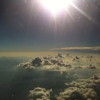 """Photo taken at Aeroporto di Verona """"Valerio Catullo"""" (VRN) by Marilena M. on 8/4/2012"""