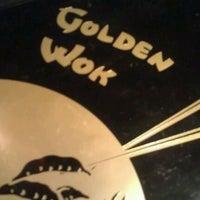 Photo taken at Golden Wok Chinese Restaurant by Joshua M. on 2/15/2012