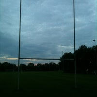 Photo taken at Rugbyclub 't Gooi by Nick D. on 8/27/2012